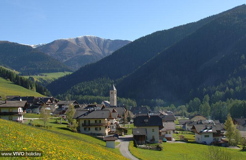 Valle San Silvestro in Alta Pusteria - VIVOAltaPusteria