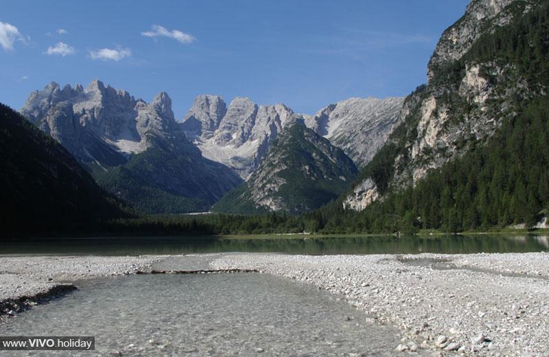 Lago Di Landro In Alta Pusteria Vivoaltapusteria