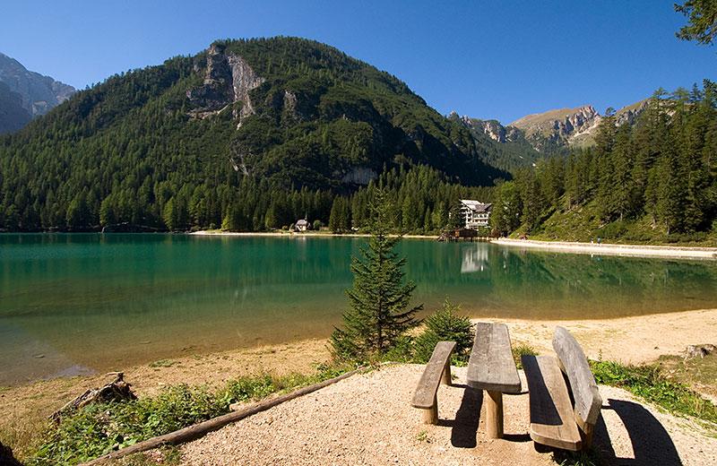escursione alla malga foresta, braies - vivoaltapusteria - Soggiorno Lago Di Braies