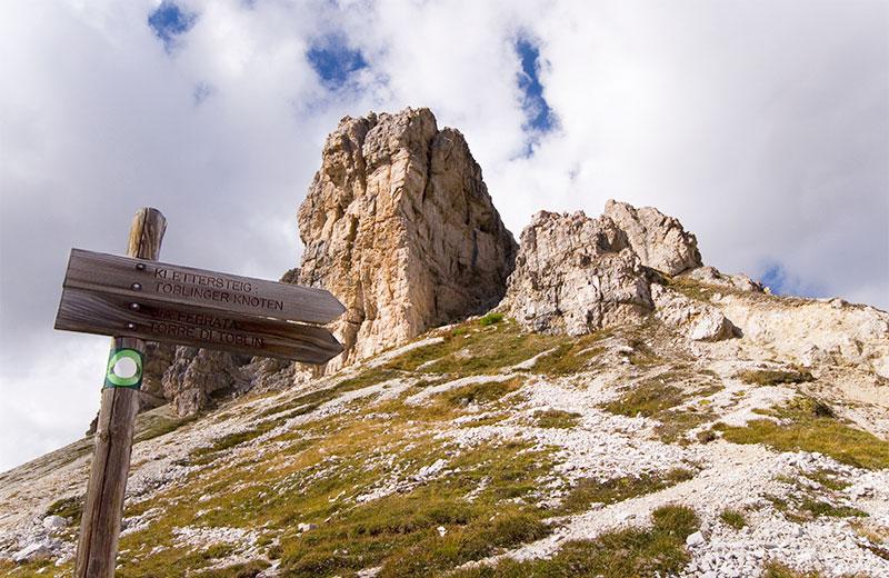 Via Ferrata Monte Paterno Alta Pusteria Vivoaltapusteria