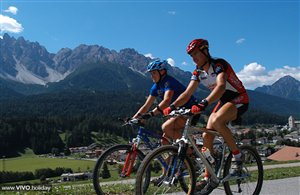 Percorso per mountain bike - San Candido-Lienz